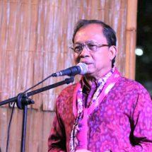 Hadiri Calendar of Even 2020 Kota Banjarmasin, Gubernur Koster Bantah Pemberitaan Bali sebagai Kota Hantu