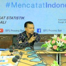 Kepala BPS Bali: Penerbangan Tujuan Tiongkok Naik 16 Persen