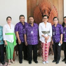 Ny. Putri Suastini Koster: Kekerasan Fisik Masih Dialami Perempuan
