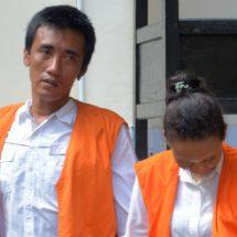 Miliki 2,49 Gram Sabu-sabu, Pasutri Dituntut Enam Tahun Penjara