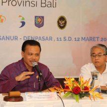 Sekda Dewa Indra: Indeks Demokrasi Provinsi Bali 82,37