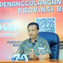 Ketua Satgas Covid-19 Bali: Tak Ada Penambahan Pasien Positif Baru