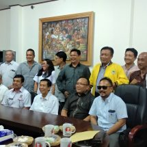 "Dr. Mangku Pastika Gelar Diskusi ""Penyerapan Aspirasi dan Upaya Memaksimalkan Perjuangan RUU Provinsi Bali"""