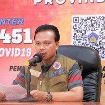 Sekda Dewa Indra Imbau Masyarakat Tidak Diskriminatif Sikapi Penyebaran Covid-19