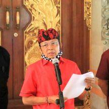 Tahun 2020, Penanganan Covid-19 di Bali Dianggarkan Rp756 Miliar