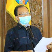 Efektifkan Pencegahan dan Penanganan COVID-19, Gubernur Instruksikan Pendataan Berbasis Desa Adat