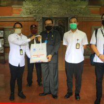 Peduli Covid-19, Pertamina Serahkan Bantuan Alat Kesehatan ke Pemprov Bali