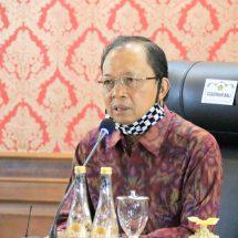 Cegah Covid-19, Gubernur Koster Minta Desa Abuan Bangli Diisolasi Ketat