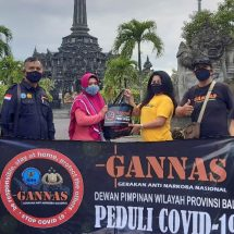 GANNAS Bali Minta Aparat Jangan Kendur Berantas Narkoba