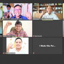 Reses Dr. Mangku Pastika: Ketersediaan Pangan Masyarakat Harus Mencukupi di Tengah Covid-19