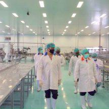 Bupati Malang Tinjau Pabrik Minuman Multi Guna Pro EM-1