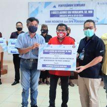 """Anggota DPR RI Rai Wirajaya Bantu 1.00 Paket Sembako Warga """"PASEK"""""""