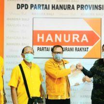 Pilkada Karangasem, Pasangan Massker Tunggu Rekomendasi DPP Hanura