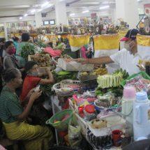 Cegah Penyebaran Covid-19, Disperindag Bali Sidak Tiga Pasar di Badung