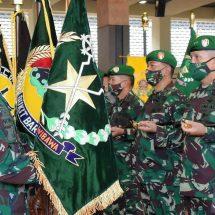 Kasad Pimpin Sertijab Sembilan Pangkotama, Mayjen TNI Kurnia Dewantara Jabat Pangdam Udayana
