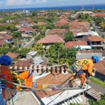 Inspeksi Tim ERS Jamin Keandalan Pasokan Listrik Jawa-Bali