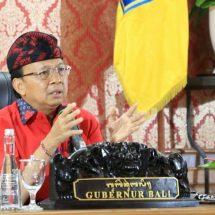 """Gubernur Koster: Upacara """"Pamahayu Jagat"""" di Pura Besakih Awali Tatanan Hidup Bali Era Baru"""
