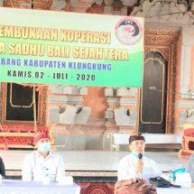 Kembangkan Sektor Pertanian, Koperasi MSBS Klungkung Gandeng PT Talitha dan Bank Mandiri
