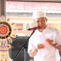 "Gelar Upacara ""Pamahayu Jagat"",  Bali Masuki Tatanan Kehidupan Era Baru"