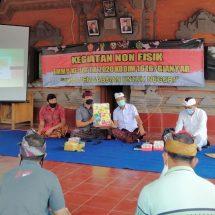 Penyuluhan Kesehatan TMMD ke-108 di Gianyar, Warga Mengaku Sosialisasi Covid-19 ke Pedesaan Minim
