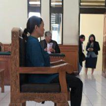 Sidang Dugaan Penghinaan, Terdakwa Mohon Eksepsinya Diterima Hakim