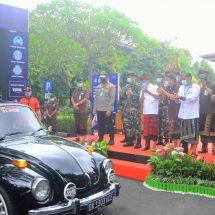"Wagub Pimpin ""Touring Road to Penerapan Tata Kehidupan Era Baru"""