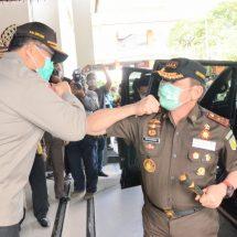 Gubernur Bali Hadiri Ramah Tamah dengan Jaksa Agung