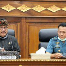 Wagub Cok Ace: Pemprov Bali Dukung Penguatan Keamanan TSS Selat Lombok