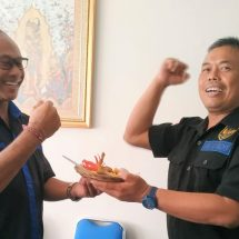 Potong Tumpeng Serentak, Rayakan HUT ke-9 Garda Pemuda NasDem