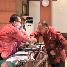 Gubernur Bali Apresiasi Dewan Setujui Raperda APBD dan Energi Daerah