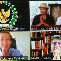 Penyerapan Aspirasi Dr. Mangku Pastika: Dorong Lahirnya Petani Muda Cerdas
