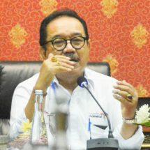 Wagub Cok Ace Minta Matangkan Program-Program Pariwisata di Tatanan Kehidupan Era Baru