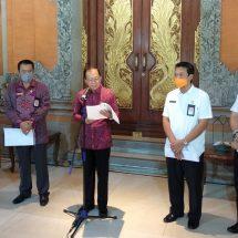 Mulai 7 Agustus, Gubernur Koster: Pegawai Pemprov Wajib Belanja di Pasar Gotong Royong Krama Bali