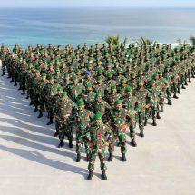 Pangdam Udayana: Bangun Militansi Prajurit yang Memiliki Moralitas dan Etika Keprajuritan yang Tinggi