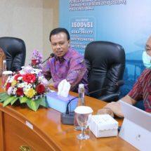 Jaga Keamanan Aplikasi, Sekda Bali Buka Kick Off Meeting IT Security Assessment
