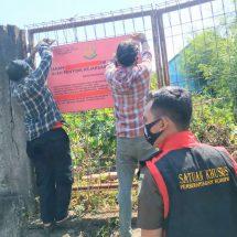 Lagi, Tiga Aset Tanah Mantan Kepala BPN Tri Nugroho Disita Kejati Bali