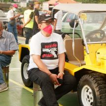 Wagub Cok Ace:  Pertama di Bali Nonton Konser Dari Kendaraan