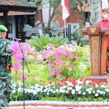 Khidmat, Upacara Peringatan Hari Kemerdekaan RI di Pemprov Bali
