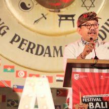 """Wagub Cok Ace Buka """"Hybrid Drive Concert"""", Penerapan Protokol Kesehatan Harus Ketat"""