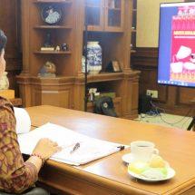 Ketua Dekranasda Bali Ny. Putri Koster Ikuti Musyawarah Nasional Dewan Kerajinan Nasional
