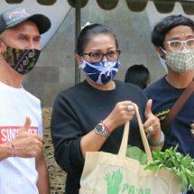 Ny. Putri Koster: Pasar Gotong Royong Dukung Kelangsungan Hidup Petani