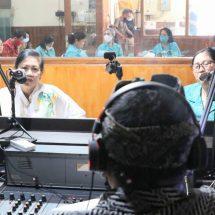 Ny. Putri Koster: TP PKK Provinsi Bali Gencarkan Sosialisasi Program Gebrak Masker Cegah Covid-19