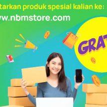 Launching nbmstore.com, Pasar Online Untuk Penuhi Kebutuhan Gaya Hidup Sehat