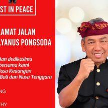 Kepala OJK Bali Nusra Elyanus Pongsoda Berpulang