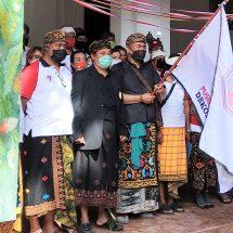 Pengukuhan Kepengurusan Dekorwil Puskor Hindunesia Bali, Ajak Umat di Bali Saling Menjaga Persatuan