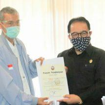 Terima Penghargaan MPB, Wagub: Penting Menjaga dan Melestarikan Pusaka Nasional Indonesia