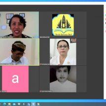 Balai Bahasa Provinsi Bali Gelar Praktik Baik Literasi Baca-Tulis Untuk Guru SD Lewat Meeting Zoom