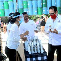 Wagub Cok Ace Apresiasi Kegiatan Kebon Sunday Market
