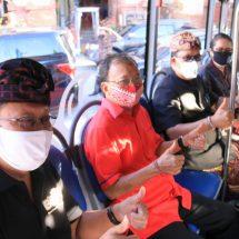 Gairahkan Transportasi Umum, Gubernur Koster Launching Trans Metro Dewata yang Ekonomis, Aman dan Nyaman