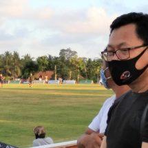 Tonton Pertandingan Tarcam di Ubud, Deputi BIN Cek Penerapan Prokes di Bali